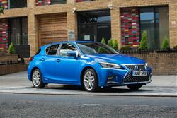 Car review: Lexus CT 200h