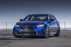 Car review: Lexus GS F