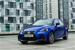 Car review: Lexus IS 300h