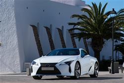 Car review: Lexus LC