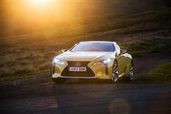Car review: Lexus LC