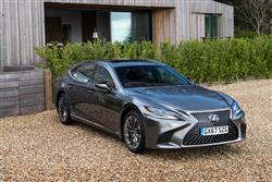 Car review: Lexus LS 500h