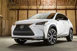 Car review: Lexus NX