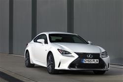 Car review: Lexus RC