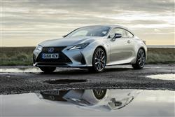 Car review: Lexus RC