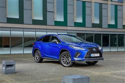 Car review: Lexus RX