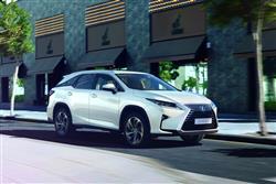 Car review: Lexus RX L