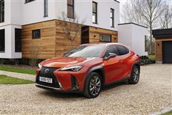 Car review: Lexus UX