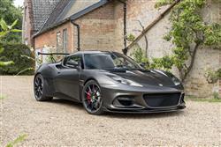 Car review: Lotus Evora