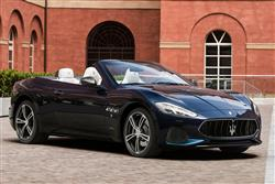 Car review: Maserati GranCabrio