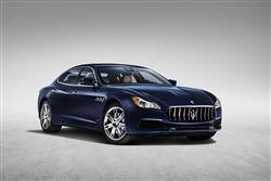 Car review: Maserati Quattroporte