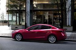 Car review: Mazda3 Fastback
