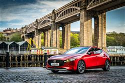 Car review: Mazda3 Skyactiv-G