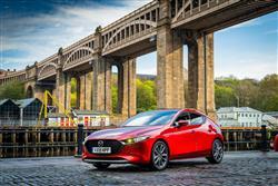 Car review: Mazda3 Skyactiv-X