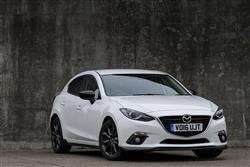 Car review: Mazda3 Sport Black