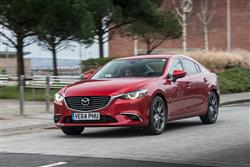 Car review: Mazda6 2.0I 145PS