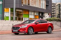 Car review: Mazda6 SKYACTIV-G 2.5 194PS