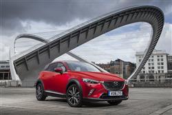 Car review: Mazda CX-3
