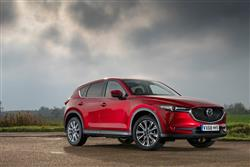 Car review: Mazda CX-5