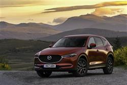 Car review: Mazda CX-5
