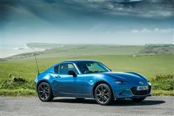 Car review: Mazda MX-5 RF Sport Black