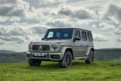 Car review: Mercedes-AMG G 63