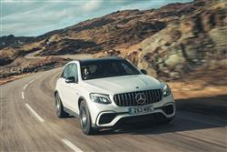 GLC 63 4Matic 5dr 9G-Tronic Petrol Estate