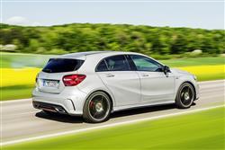 Car review: Mercedes-Benz A180d