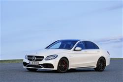 Car review: Mercedes-AMG C63