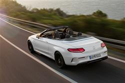 C63 2dr 9G-Tronic Petrol Cabriolet