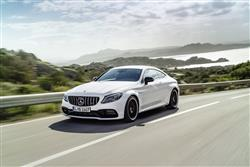 C63 2dr 9G-Tronic Petrol Coupe