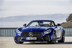 Car review: Mercedes-AMG GT Roadster