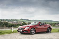 Car review: Mercedes-AMG SLC 43