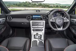 Slc 43 2Dr 9G-Tronic Petrol Roadster