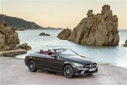 Car review: Mercedes-Benz C-Class Cabriolet