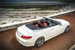 C220D Sport Premium Plus 2Dr Auto Diesel Cabriolet