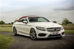 Car review: Mercedes-Benz C-Class Cabriolet