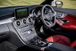 C220D 4Matic Amg Line Premium Plus 2Dr Auto Diesel Cabriolet