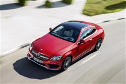 C200 Sport 2Dr 9G-Tronic Petrol Coupe