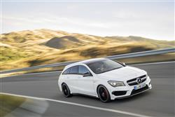 Car review: Mercedes-AMG CLA 45 Shooting Brake