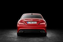 Cla 45 Night Edition Plus 4Matic 4Dr Tip Auto Petrol Saloon