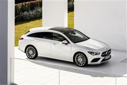 Car review: Mercedes-Benz CLA Shooting Brake