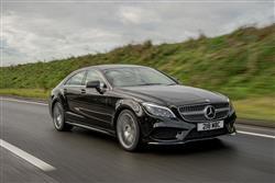 Car review: Mercedes-Benz CLS-Class 350 BlueTEC