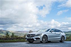 Car review: Mercedes-Benz CLS-Class Shooting Brake