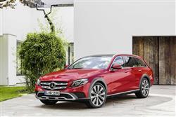 Car review: Mercedes-Benz E-Class All-Terrain