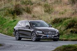 Car review: Mercedes-Benz E-Class All-Terrain