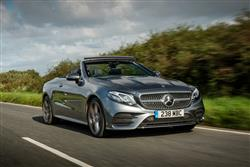 E350D 4Matic Amg Line 2Dr 9G-Tronic Diesel Cabriolet