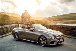 Car review: Mercedes-Benz E-Class Cabriolet