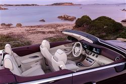 E400 4Matic Amg Line Premium Plus 2Dr 9G-Tronic Petrol Cabriolet