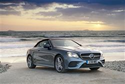 Car review: Mercedes-Benz E-Class Cabriolet E400 4MATIC